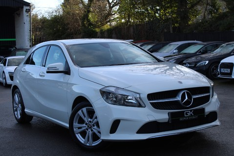 Mercedes-Benz A Class A 180 D SPORT - EURO 6 - LEATHER - REVERSING CAMERA - KEYLESS - ONE OWNER 1