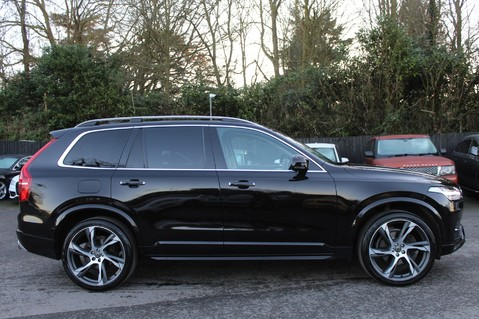 Volvo XC90 D5 MOMENTUM AWD -ULEZ- DEPLOYABLE TOWBAR - CAMERA - ADAPTIVE CRUISE CONTROL 3