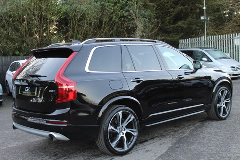 Volvo XC90 D5 MOMENTUM AWD -ULEZ- DEPLOYABLE TOWBAR - CAMERA - ADAPTIVE CRUISE CONTROL 5