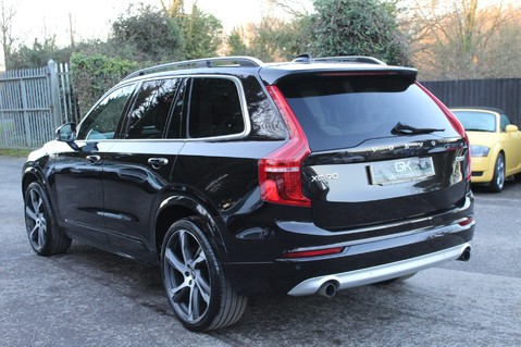 Volvo XC90 D5 MOMENTUM AWD -ULEZ- DEPLOYABLE TOWBAR - CAMERA - ADAPTIVE CRUISE CONTROL 2