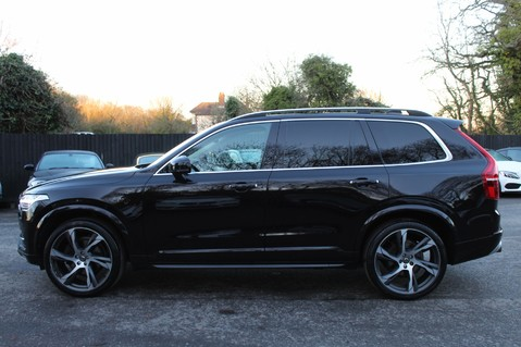 Volvo XC90 D5 MOMENTUM AWD -ULEZ- DEPLOYABLE TOWBAR - CAMERA - ADAPTIVE CRUISE CONTROL 7