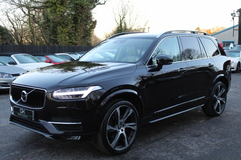 Volvo XC90 D5 MOMENTUM AWD -ULEZ- DEPLOYABLE TOWBAR - CAMERA - ADAPTIVE CRUISE CONTROL 8
