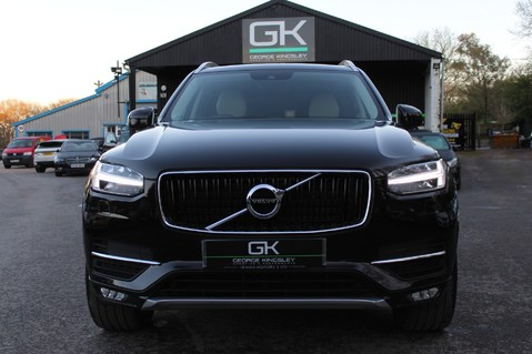 Volvo XC90 D5 MOMENTUM AWD -ULEZ- DEPLOYABLE TOWBAR - CAMERA - ADAPTIVE CRUISE CONTROL 9