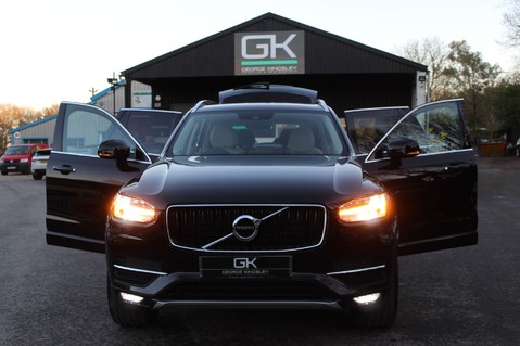 Volvo XC90 D5 MOMENTUM AWD -ULEZ- DEPLOYABLE TOWBAR - CAMERA - ADAPTIVE CRUISE CONTROL 14