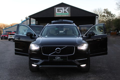Volvo XC90 D5 MOMENTUM AWD -ULEZ- DEPLOYABLE TOWBAR - CAMERA - ADAPTIVE CRUISE CONTROL 15