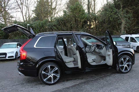 Volvo XC90 D5 MOMENTUM AWD -ULEZ- DEPLOYABLE TOWBAR - CAMERA - ADAPTIVE CRUISE CONTROL 16