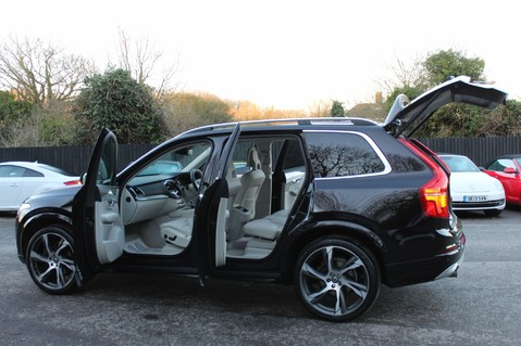 Volvo XC90 D5 MOMENTUM AWD -ULEZ- DEPLOYABLE TOWBAR - CAMERA - ADAPTIVE CRUISE CONTROL 17