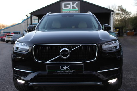 Volvo XC90 D5 MOMENTUM AWD -ULEZ- DEPLOYABLE TOWBAR - CAMERA - ADAPTIVE CRUISE CONTROL 19