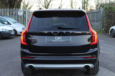 Volvo XC90 D5 MOMENTUM AWD -ULEZ- DEPLOYABLE TOWBAR - CAMERA - ADAPTIVE CRUISE CONTROL 20