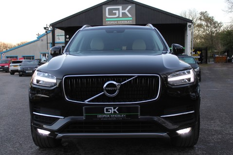 Volvo XC90 D5 MOMENTUM AWD -ULEZ- DEPLOYABLE TOWBAR - CAMERA - ADAPTIVE CRUISE CONTROL 21