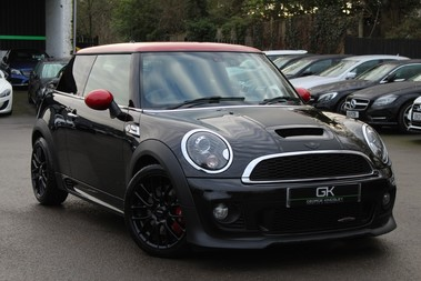 Mini Hatchback JOHN COOPER WORKS - SAT NAV/DAB/RECARO/H-KARDON/HEATED SEATS - 6K EXTRAS