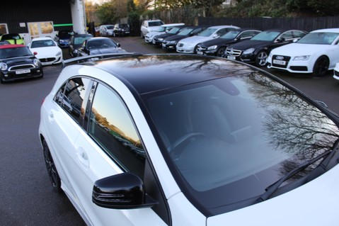 Mercedes-Benz A Class A200 CDI BLUE/EFF AMG SPORT -A45 REPLICA -SAT NAV- CARBON SPOILER - BODYKIT 21