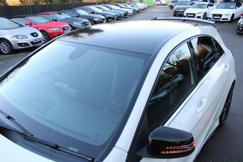 Mercedes-Benz A Class A200 CDI BLUE/EFF AMG SPORT -A45 REPLICA -SAT NAV- CARBON SPOILER - BODYKIT 22