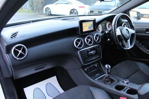 Mercedes-Benz A Class A200 CDI BLUE/EFF AMG SPORT -A45 REPLICA -SAT NAV- CARBON SPOILER - BODYKIT 25