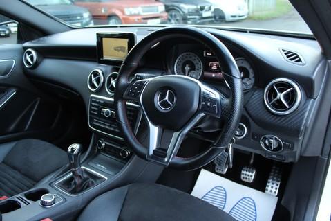 Mercedes-Benz A Class A200 CDI BLUE/EFF AMG SPORT -A45 REPLICA -SAT NAV- CARBON SPOILER - BODYKIT 12