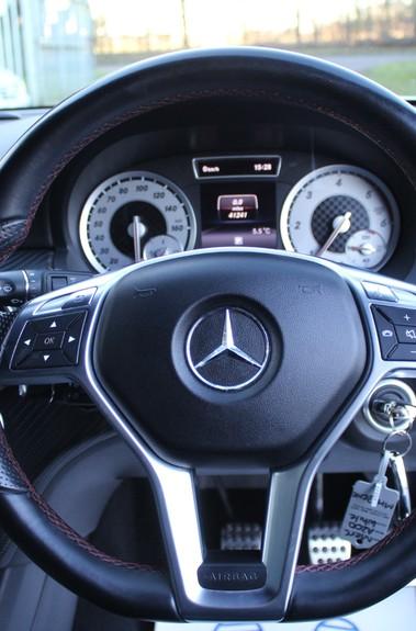 Mercedes-Benz A Class A200 CDI BLUE/EFF AMG SPORT -A45 REPLICA -SAT NAV- CARBON SPOILER - BODYKIT