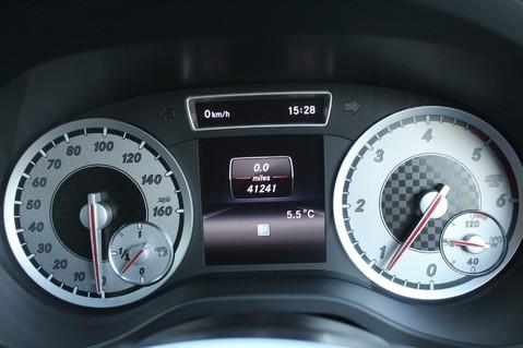 Mercedes-Benz A Class A200 CDI BLUE/EFF AMG SPORT -A45 REPLICA -SAT NAV- CARBON SPOILER - BODYKIT 38
