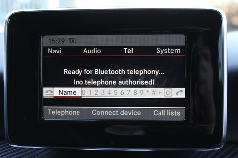 Mercedes-Benz A Class A200 CDI BLUE/EFF AMG SPORT -A45 REPLICA -SAT NAV- CARBON SPOILER - BODYKIT 43