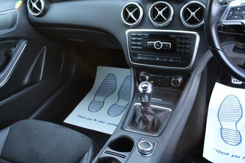 Mercedes-Benz A Class A200 CDI BLUE/EFF AMG SPORT -A45 REPLICA -SAT NAV- CARBON SPOILER - BODYKIT 46