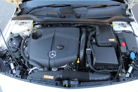 Mercedes-Benz A Class A200 CDI BLUE/EFF AMG SPORT -A45 REPLICA -SAT NAV- CARBON SPOILER - BODYKIT 51