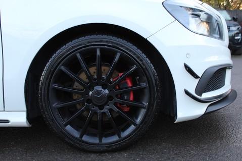 Mercedes-Benz A Class A200 CDI BLUE/EFF AMG SPORT -A45 REPLICA -SAT NAV- CARBON SPOILER - BODYKIT 52