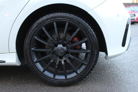 Mercedes-Benz A Class A200 CDI BLUE/EFF AMG SPORT -A45 REPLICA -SAT NAV- CARBON SPOILER - BODYKIT 54