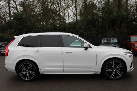 Volvo XC90 D5 POWERPULSE R-DESIGN - Pan Roof/ B+W Audio/22 Inch Alloys/Air Suspension 4