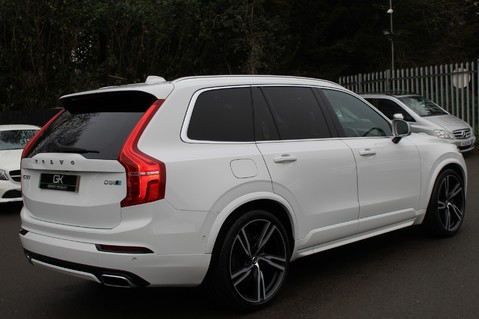Volvo XC90 D5 POWERPULSE R-DESIGN - Pan Roof/ B+W Audio/22 Inch Alloys/Air Suspension 5