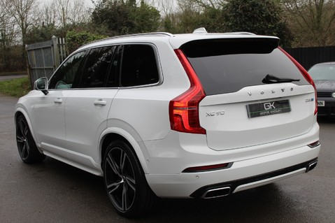 Volvo XC90 D5 POWERPULSE R-DESIGN - Pan Roof/ B+W Audio/22 Inch Alloys/Air Suspension 2