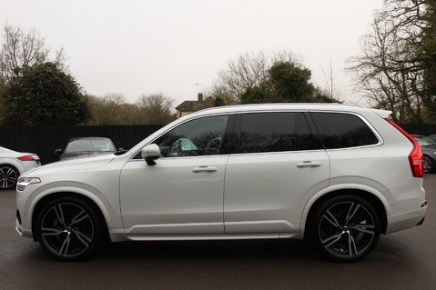 Volvo XC90 D5 POWERPULSE R-DESIGN - Pan Roof/ B+W Audio/22 Inch Alloys/Air Suspension 7