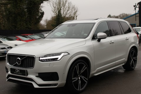 Volvo XC90 D5 POWERPULSE R-DESIGN - Pan Roof/ B+W Audio/22 Inch Alloys/Air Suspension 8