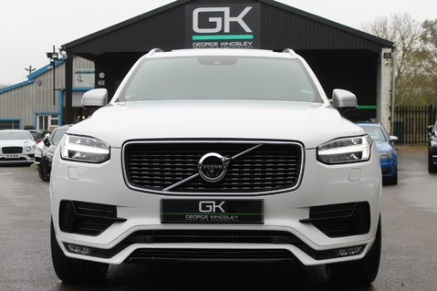 Volvo XC90 D5 POWERPULSE R-DESIGN - Pan Roof/ B+W Audio/22 Inch Alloys/Air Suspension 9