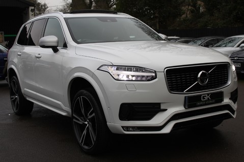 Volvo XC90 D5 POWERPULSE R-DESIGN - Pan Roof/ B+W Audio/22 Inch Alloys/Air Suspension 86