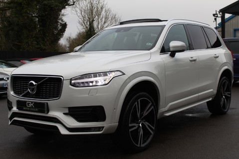 Volvo XC90 D5 POWERPULSE R-DESIGN - Pan Roof/ B+W Audio/22 Inch Alloys/Air Suspension 87