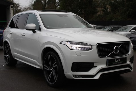 Volvo XC90 D5 POWERPULSE R-DESIGN - Pan Roof/ B+W Audio/22 Inch Alloys/Air Suspension 88