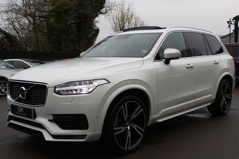 Volvo XC90 D5 POWERPULSE R-DESIGN - Pan Roof/ B+W Audio/22 Inch Alloys/Air Suspension 89