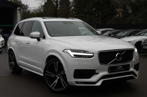 Volvo XC90 D5 POWERPULSE R-DESIGN - Pan Roof/ B+W Audio/22 Inch Alloys/Air Suspension 1