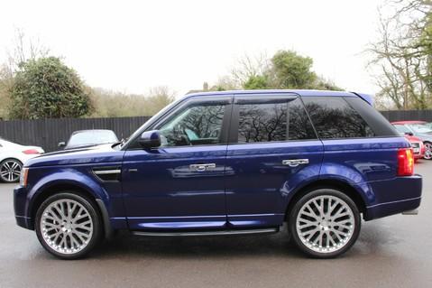 Land Rover Range Rover Sport TDV6 HSE - AUTOBIOGRAPHY BODYKIT - KAHN WHEELS - RARE BALI BLUE 7
