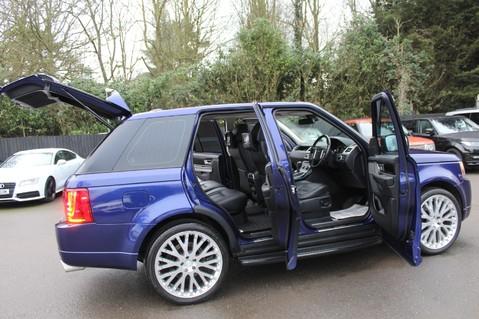 Land Rover Range Rover Sport TDV6 HSE - AUTOBIOGRAPHY BODYKIT - KAHN WHEELS - RARE BALI BLUE 14
