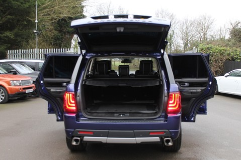 Land Rover Range Rover Sport TDV6 HSE - AUTOBIOGRAPHY BODYKIT - KAHN WHEELS - RARE BALI BLUE 16