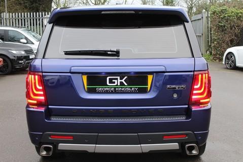 Land Rover Range Rover Sport TDV6 HSE - AUTOBIOGRAPHY BODYKIT - KAHN WHEELS - RARE BALI BLUE 17