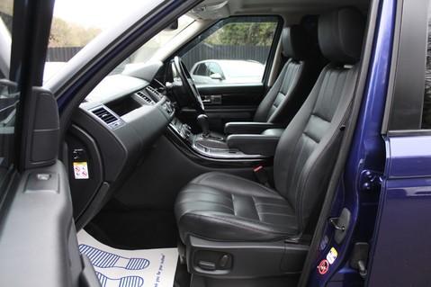 Land Rover Range Rover Sport TDV6 HSE - AUTOBIOGRAPHY BODYKIT - KAHN WHEELS - RARE BALI BLUE 3