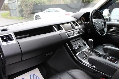 Land Rover Range Rover Sport TDV6 HSE - AUTOBIOGRAPHY BODYKIT - KAHN WHEELS - RARE BALI BLUE 19