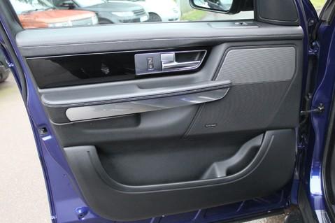 Land Rover Range Rover Sport TDV6 HSE - AUTOBIOGRAPHY BODYKIT - KAHN WHEELS - RARE BALI BLUE 20