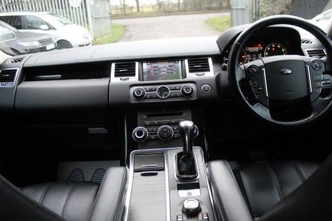 Land Rover Range Rover Sport TDV6 HSE - AUTOBIOGRAPHY BODYKIT - KAHN WHEELS - RARE BALI BLUE 11