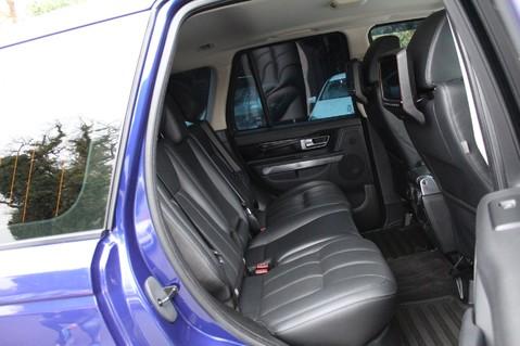 Land Rover Range Rover Sport TDV6 HSE - AUTOBIOGRAPHY BODYKIT - KAHN WHEELS - RARE BALI BLUE 27