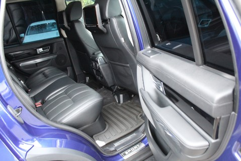 Land Rover Range Rover Sport TDV6 HSE - AUTOBIOGRAPHY BODYKIT - KAHN WHEELS - RARE BALI BLUE 28