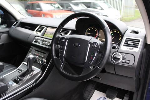 Land Rover Range Rover Sport TDV6 HSE - AUTOBIOGRAPHY BODYKIT - KAHN WHEELS - RARE BALI BLUE 31