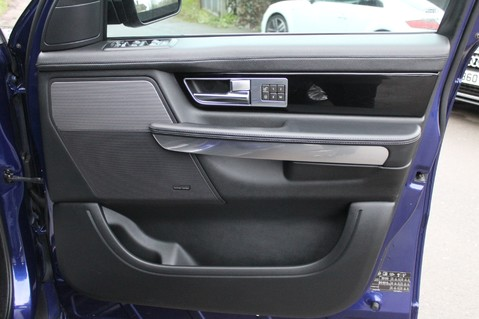 Land Rover Range Rover Sport TDV6 HSE - AUTOBIOGRAPHY BODYKIT - KAHN WHEELS - RARE BALI BLUE 32