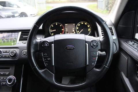 Land Rover Range Rover Sport TDV6 HSE - AUTOBIOGRAPHY BODYKIT - KAHN WHEELS - RARE BALI BLUE 35